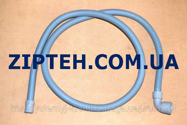 Шланг сливной для стиральной машинки Indesit/Ariston C00051563 (неоригинал,L=2000mm)