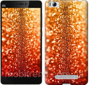 Чехол на Xiaomi Mi4c Звездная пыль