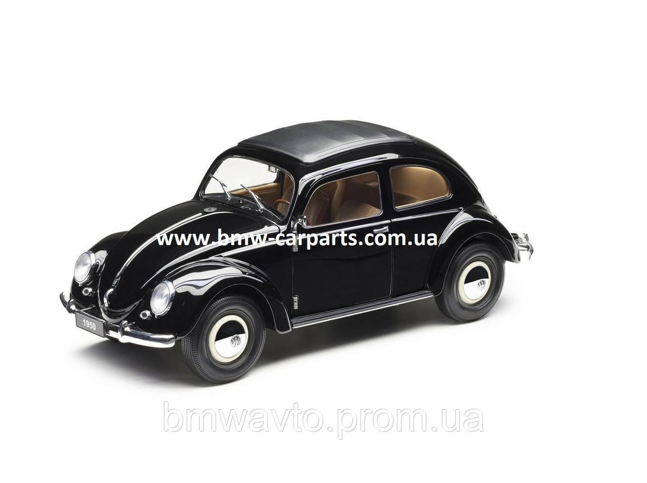 Модель автомобиля Volkswagen Beetle 1950, Scale 1:18