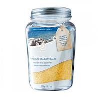 Натуральная соль Мертвого моря для ванн – расслабляющая ваниль и пачули (500 ГРАММ)