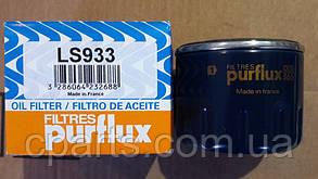 Масляный фильтр Renault Fluence 1.5 DCI (Purflux LS933)(высокое качество)