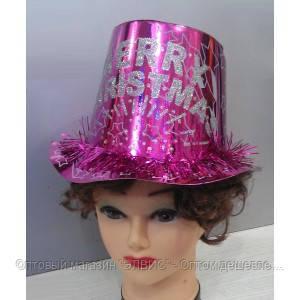 """Шляпа цилиндр бумажный - Оптовый магазин """"ЭЛВИС"""" - Оптом дешевле. Нашли дешевле звоните сделаем еще дешевле! в Одессе"""