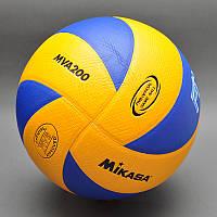 Мяч волейбол Mikasa MVA200 (реплика)