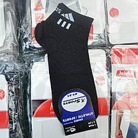 Спортивные мужские носки Adidas упаковкой 12 шт.