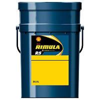 Полусинтетическое моторное масло Shell Rimula R5 E 10w-40 20L