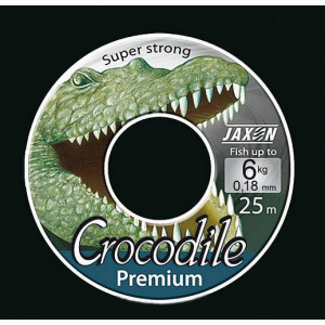 Леска CROCODILE  Prem.  0.14  25 м