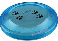 Диск для собак повышенной прочности 19см Trixie ТХ-33561