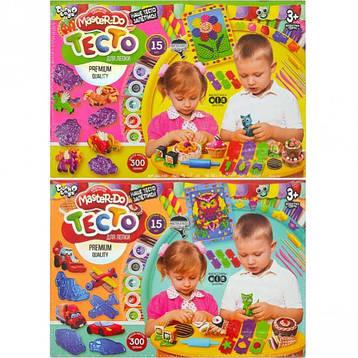 Тесто для лепки «Master Do» коробка 15 цв 20 г рус TMD-03–01,04 ДТ-ТЛ-02-41, фото 2