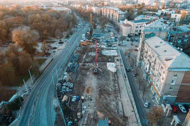 Днепропетровский метрополитен 6