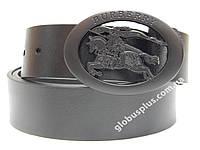 Женский кожаный ремень Burberry 40 мм., реплика 930878