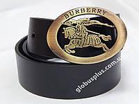 Женский кожаный ремень Burberry 40 мм., реплика 930879