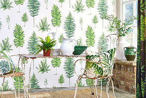 Glasshouse Wallpapers by Sanderson 2019