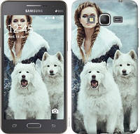 Чехол на Samsung Galaxy Grand Prime VE G531H Winter princess