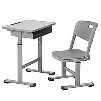 Комплект детской мебели для школы FunDesk Scuola Grey