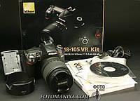 Nikon D90 kit AF-S Nikkor 18-105mm f3,5-5,6 VR  , фото 1