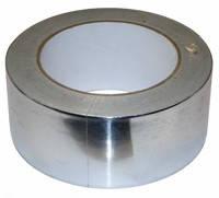 Скотч алюминиевый (фольга с липким слоем) 0,05мм*48мм*50м