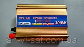 Преобразователь напряжения SАA-300B (инвертор) + 2 USB