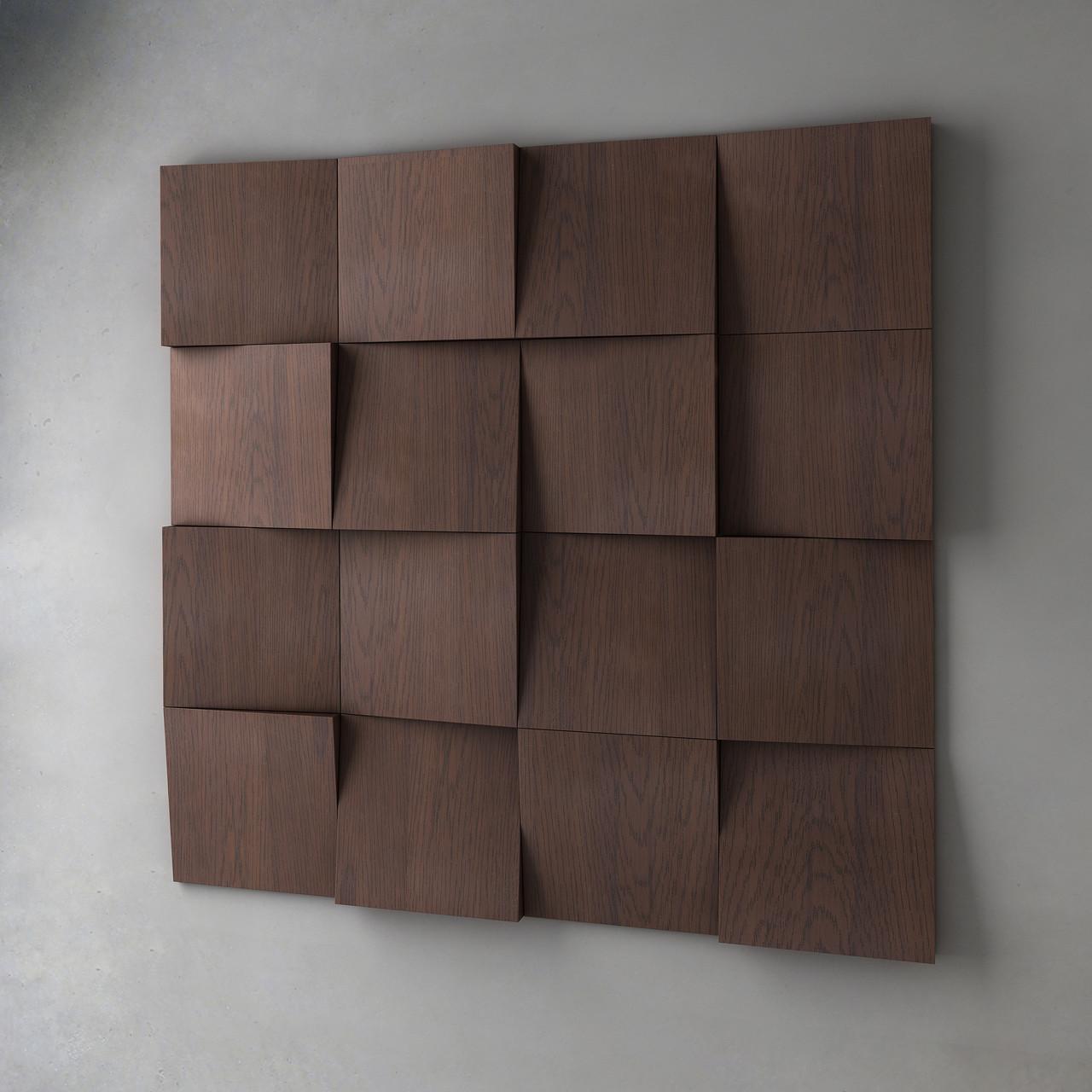 Square Lux Collection 3D панели гипсовые