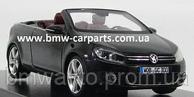 Модель автомобиля Volkswagen Golf Cabriolet, 1:43 Scale