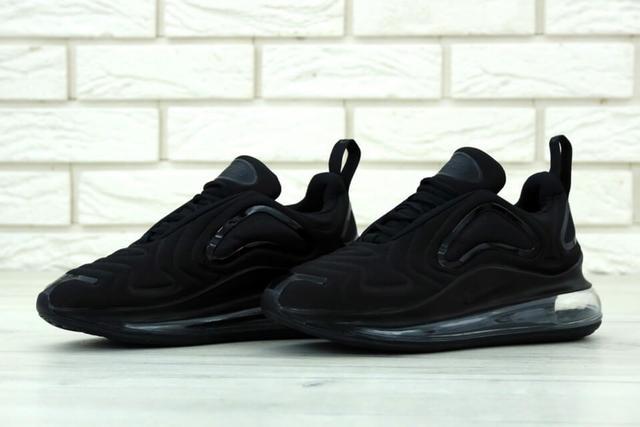 Nike Air Max 720 Black фото