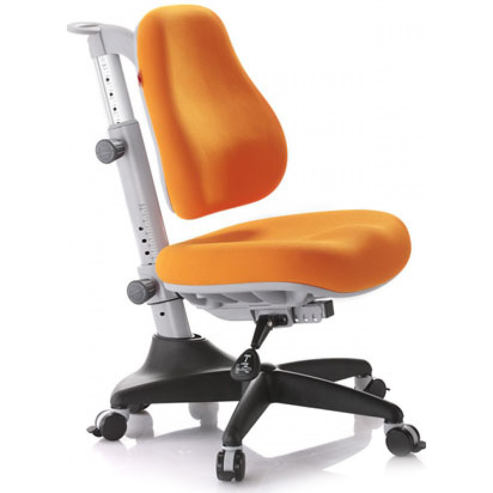 Кресло растущее детское MEALUX Match KY (обивка оранжевая однотонная)