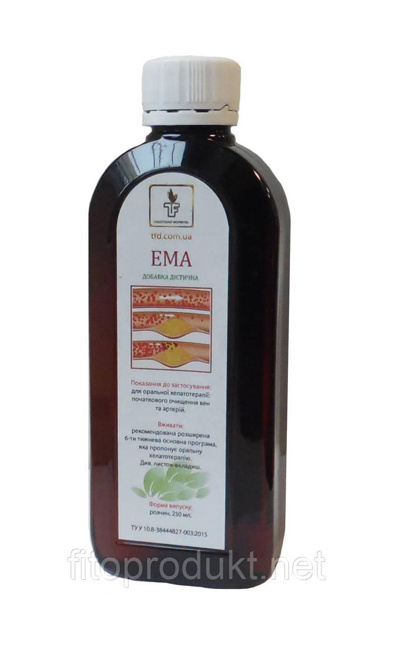 ЕМА аминокислота восстанавливает эластичность сосудов 250мл Тибетская формула