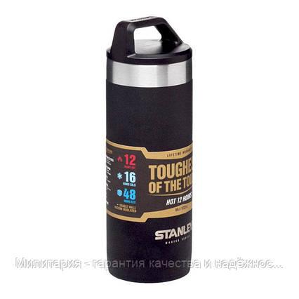 Термочашку Stanley(Стенлі) Master Vacuum Mug 0.53 L Black 10-02661-002, фото 2