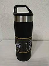Термочашку Stanley(Стенлі) Master Vacuum Mug 0.53 L Black 10-02661-002, фото 3