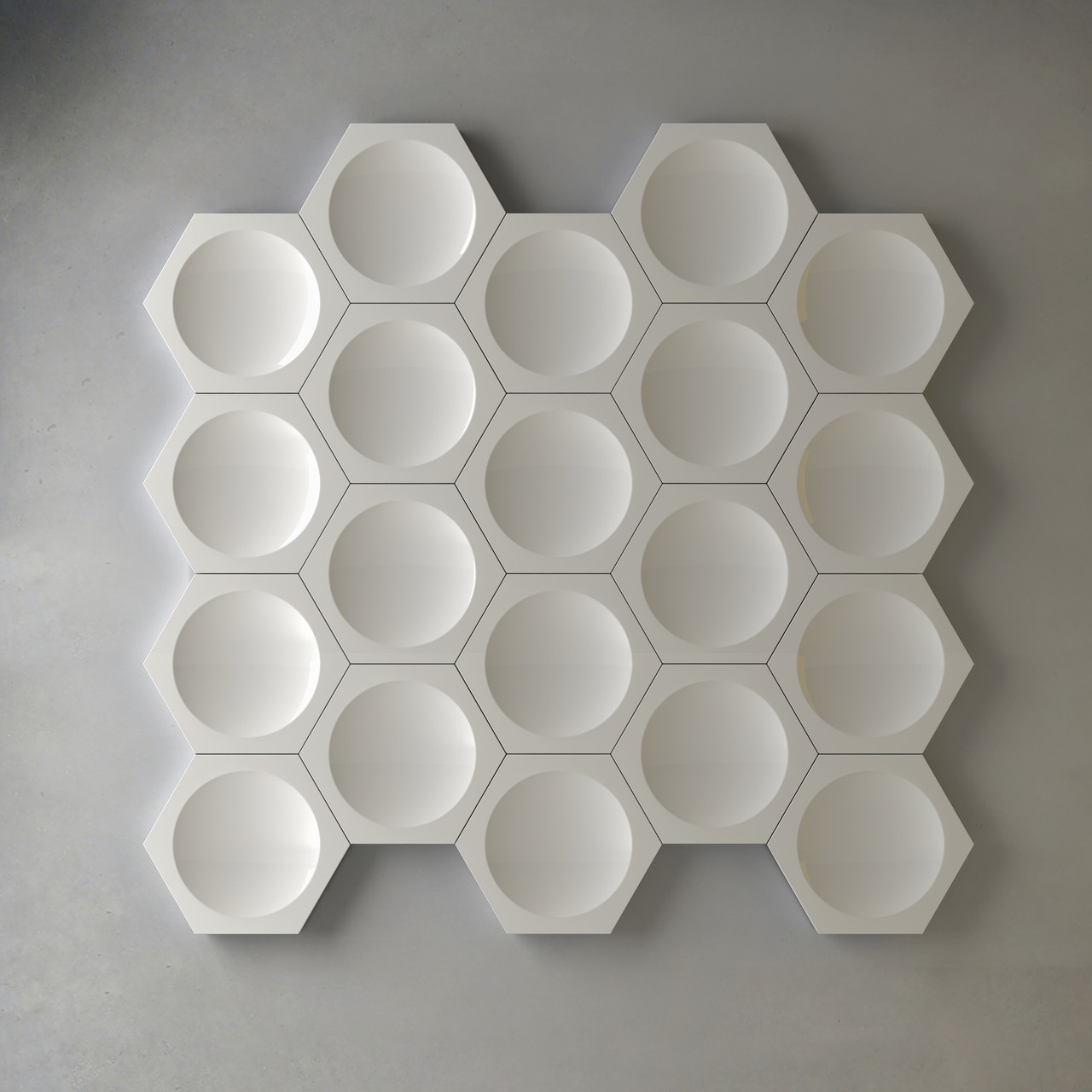 G-2 Eco Collection 3D панели гипсовые