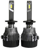 Автомобильные светодиодные лампы автолампы с цоколем H1 LED лампы модель T2 MINI цоколь H1
