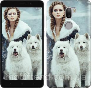 Чехол на Xiaomi Mi 5s Plus Winter princess