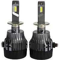 Автомобильные светодиодные лампы автолампы с цоколем H3 LED лампы модель T2 MINI цоколь H3