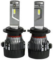 Автомобильные светодиодные лампы автолампы с цоколем H7 LED лампы модель T2 MINI цоколь H7
