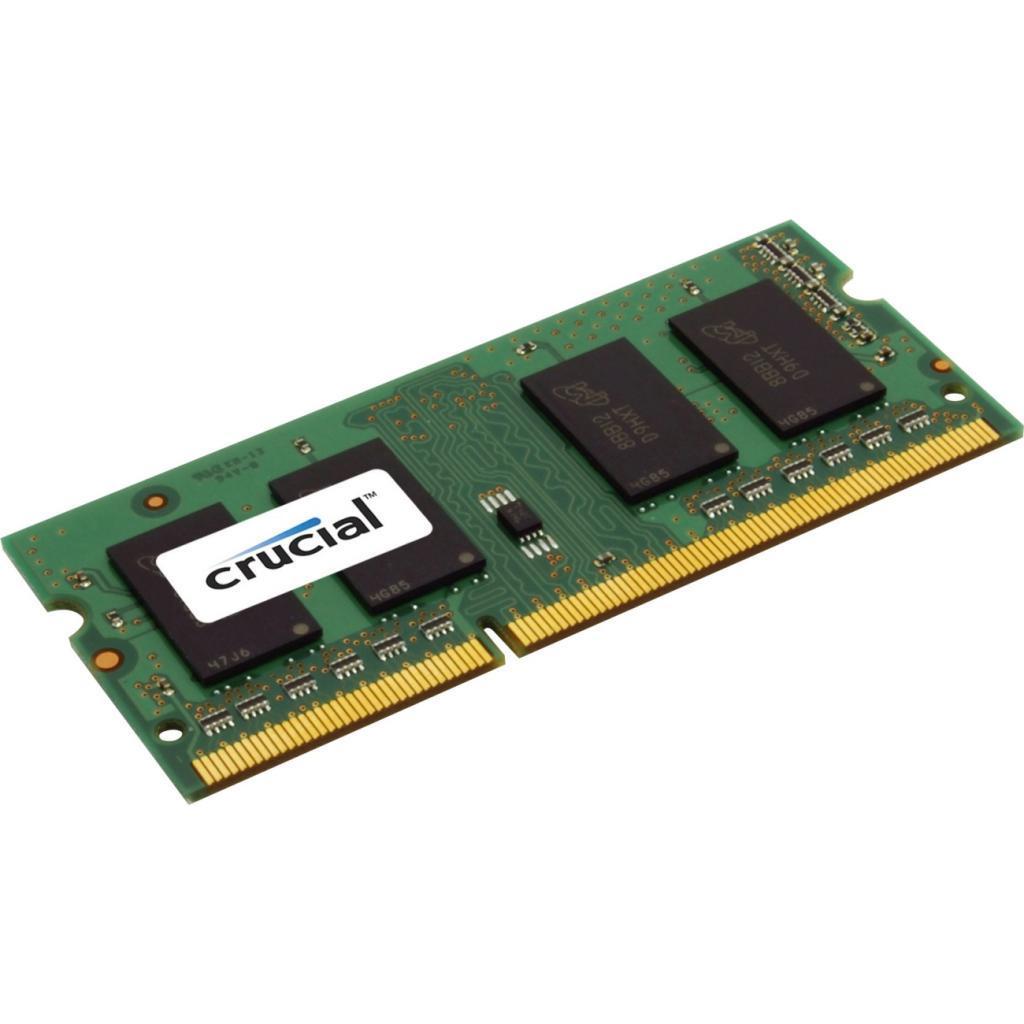 Модуль памяти для ноутбука SoDIMM DDR3L 2GB 1600 MHz MICRON (CT25664BF160BJ)
