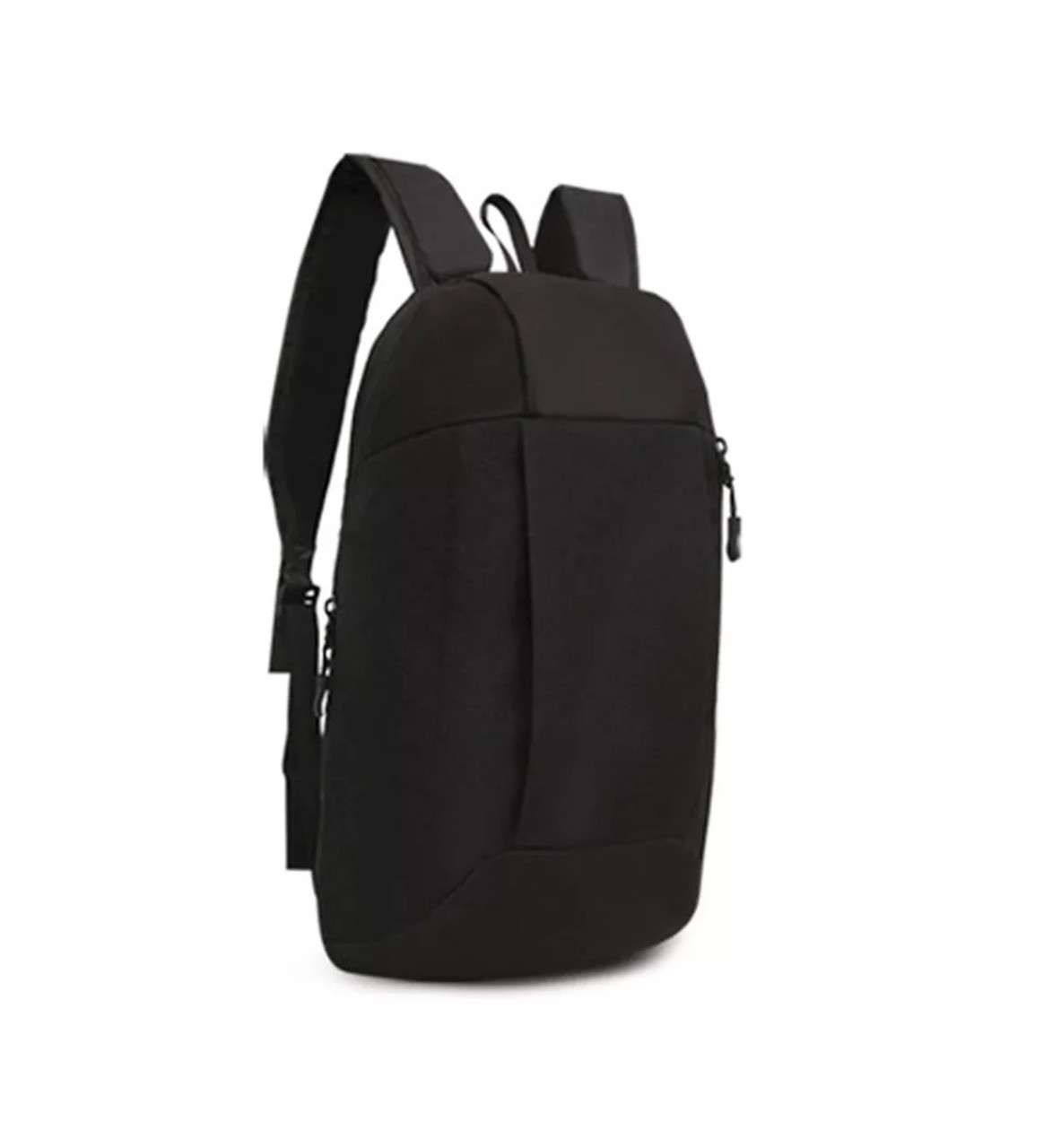 Спортивный и городской рюкзак для мужчин и женщин вместительный «Cool Handbag» в чёрном цвете