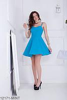 Романтично-кокетливое  кукольное платье с пышной юбкой  Ivory