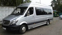Замовлення мікроавтобуса