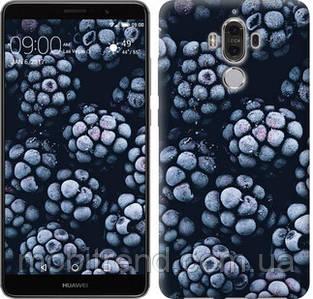 Чехол на Huawei Mate 9 Морозная ежевика