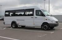 Оренда мікроавтобуса з водієм