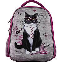 Рюкзак Kite R19-531M Rachael Hale школьный каркасный для 1-4 класса детский для девочки 38 * 29 * 16 см, фото 1