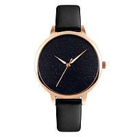 Skmei 9141 moon черные женские  часы, фото 1