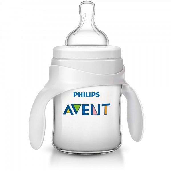 Тренировочный набор с бутылочкой Philips Avent Classic+, 120 мл (SCF625/02)