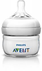 Пляшечка для годування Philips Avent Natural, 60 мл (SCF699/17)