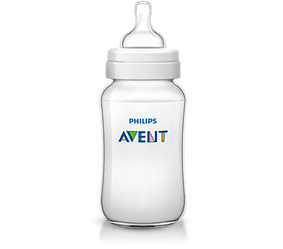 Пляшечка для годування Philips Avent Classic+, 330 мл (SCF566/17)