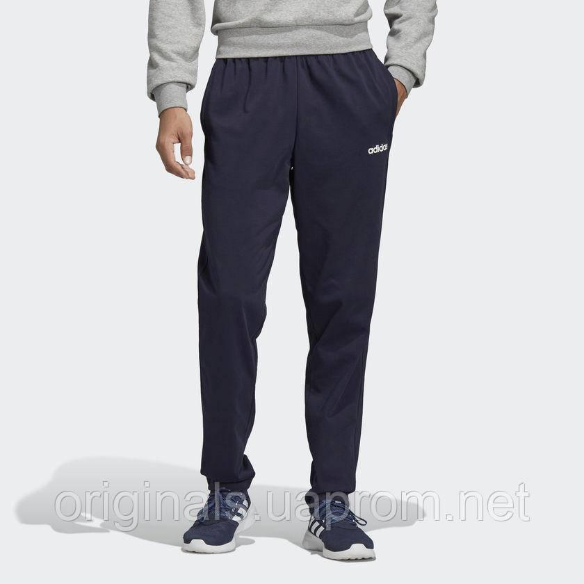 Спортивні штани Adidas чоловічі синього кольору E PLN S PNT FT DU0377