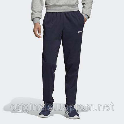 Спортивные штаны Adidas мужские синего цвета E PLN S PNT FT DU0377, фото 2