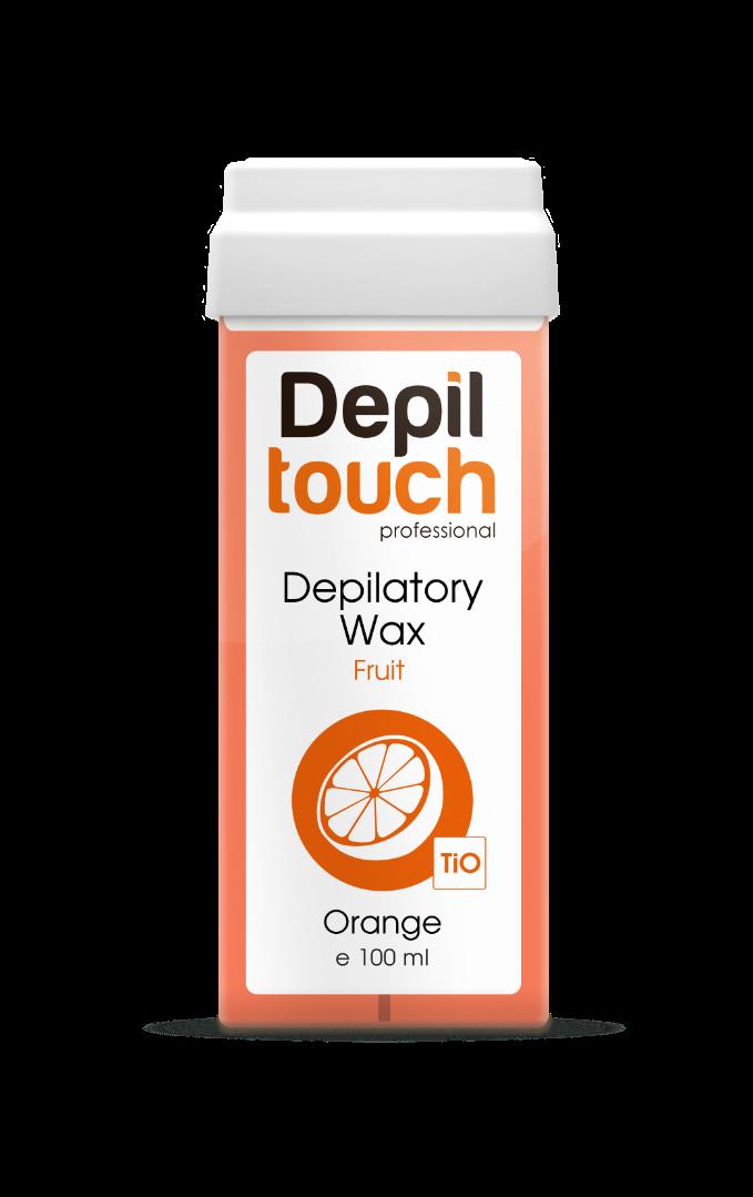 Воск Апельсин в картридже 100 мл Depiltouch