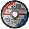 Круг отрезной ЗАК 125х1х22.23 мм по металлу