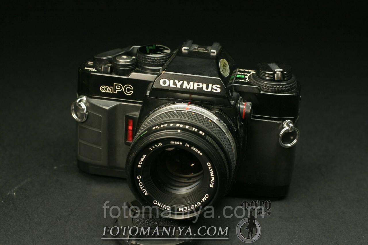 Olympus omPC  Zuiko 50mm f1,8