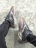 Женские кроссовки в стиле Adidas yeezy boost 700 (MAUVE), адидас изи буст 700 (Реплика ААА), фото 3